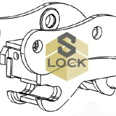 coupleur hydraulique S-LOCK