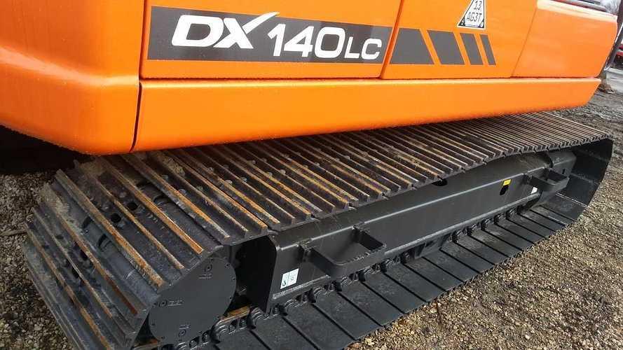 DOOSAN DX140 LC neuve VENDUE 2013-03-1513.25.40